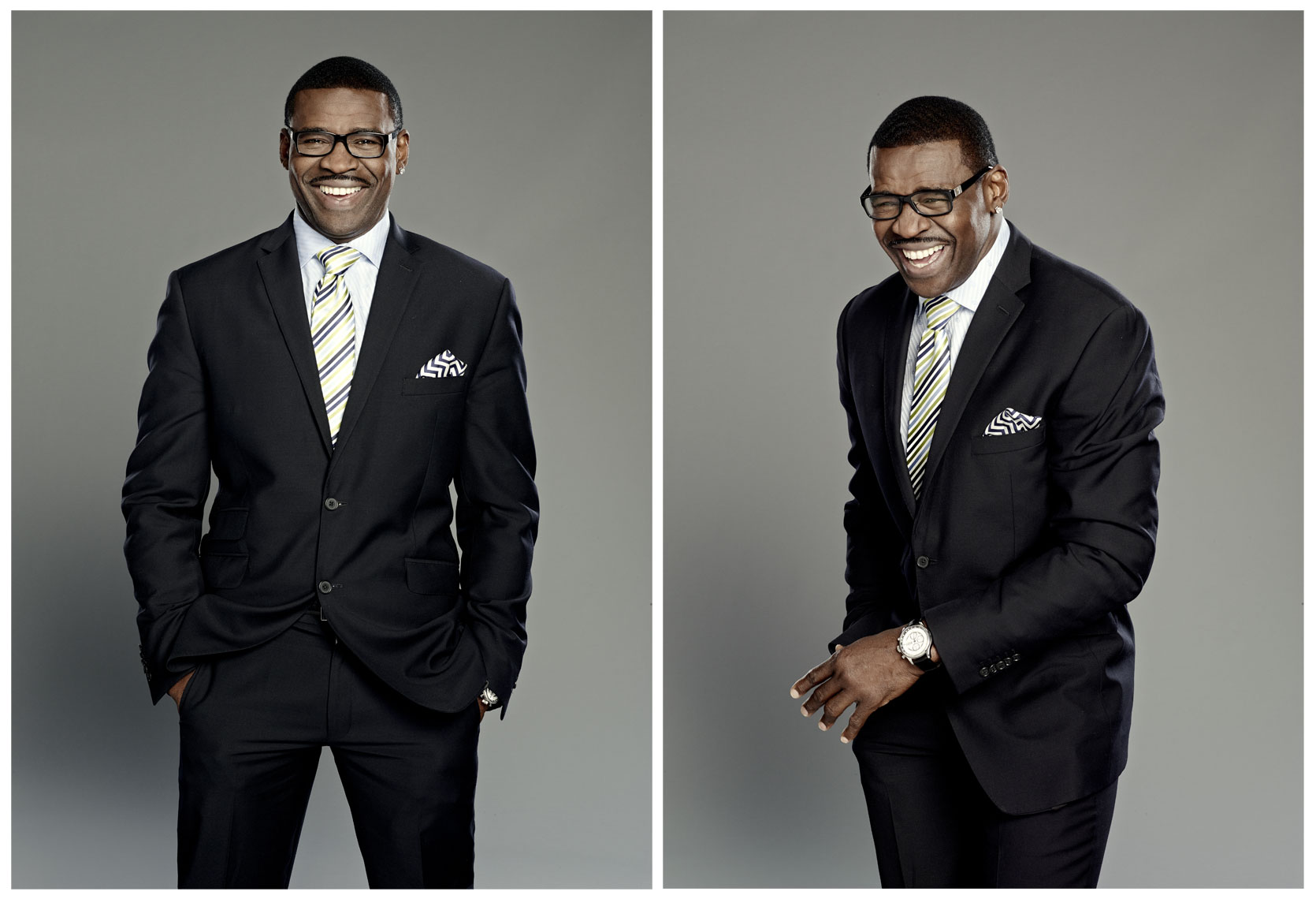 Michael-Irvin-Faces